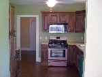 New appliances,cabinets, crown molding
